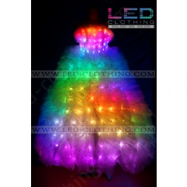 Wedding LED dress