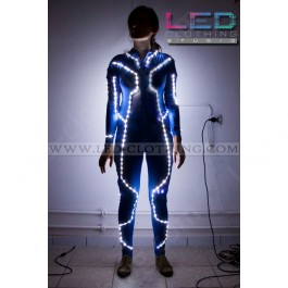 Aerial Dancer LED Costume