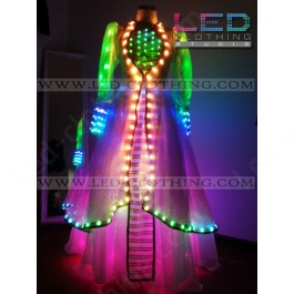 Aladdin LED outfit