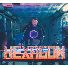 Hexagon LED Jacket for DJ Don Diablo