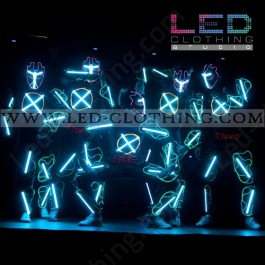 Tron Ultra LED Costume