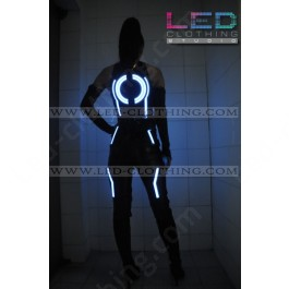 Tron Legacy LED Costume for Woman