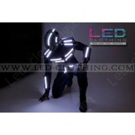 Audi LED costume