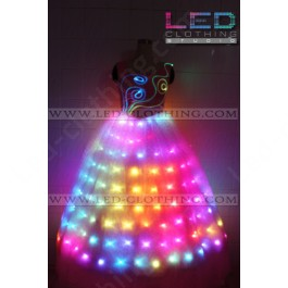 Stage LED dress