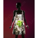 Galaxy Pixel LED Dress