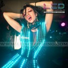 DJ Pixel LED Corset Dress