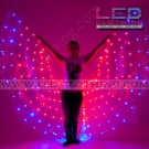 LED Wings Red & Blue color with 240 ultrabright LEDs