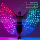 Pixel LED Wings with wireless remote control