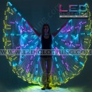 LED Wings RGB colors with 600 ultrabright LEDs