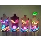 Women LED pants with LED bra