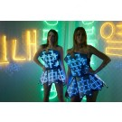 Diamond LED Pixel Dress