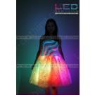 Rose LED dress