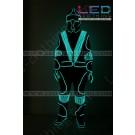 Daft Punk LED Robot glowing costume (version 3)