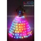 Stage LED dress