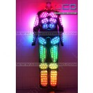 Musculate digital LED costume