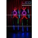 Futuristic Tron Stage LED costume