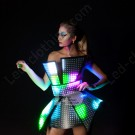 Butterfly LED Pixel Dress